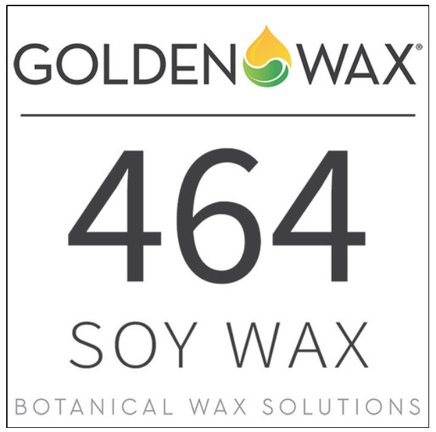 Golden Brands 464 Soy Wax