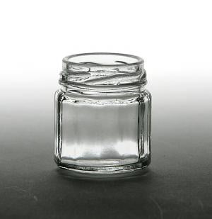 Dodecagon Jar 1.5 oz.