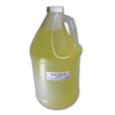 Massage Oil - 1 Gal. Container