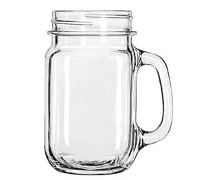 Drinking Jar 16 oz. (Libbey)- case of 12