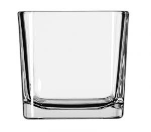 Cube Votive Medium 12 oz. (Libbey)