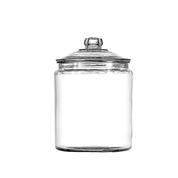 1/2 Gallon Heritage Jar with Cover