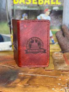 Washington Black Senators Bi-Fold Wallet