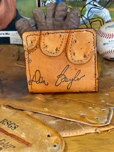 Don Baylor Rawlings Bi-Fold Wallet