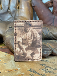 Josh Gibson Card Holder/Money Clip