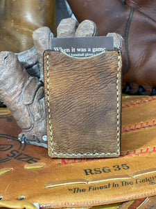 6 Finger Model Card Holder/Money Clip