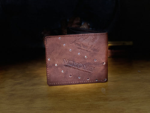 Nokona Walnut Crunch Wallet