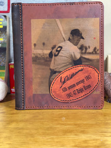 Ted Williams iPad Holder Notebook