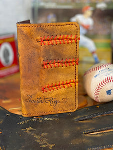 "Phil ""Scooter"" Rizzuto Tall Wallet"