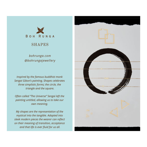 Boh Runga Jewellery Shapes Story Card