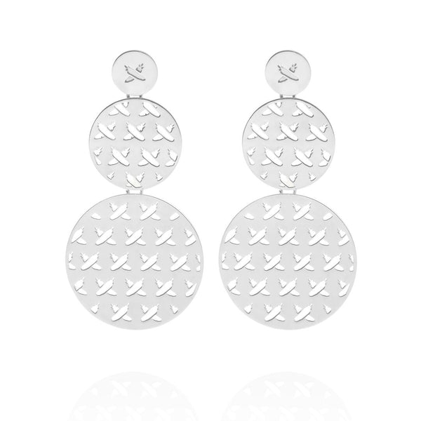 Discologo Earrings
