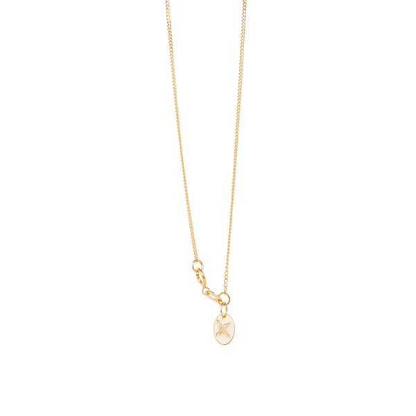 Duo Miromiro Petite Pendant 9CT Yellow Gold