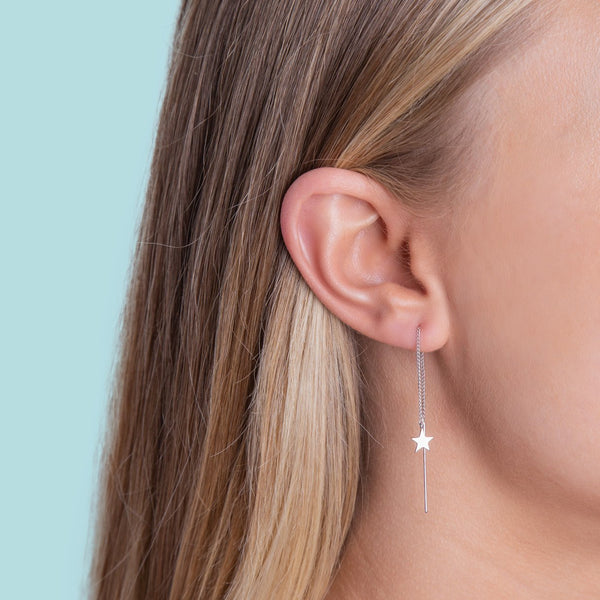 Boh Runga Jewellery Stargazers Thread Earrings