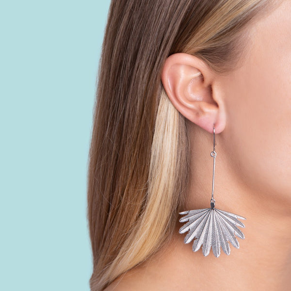 Boh Runga Jewellery Fan Tail Earrings