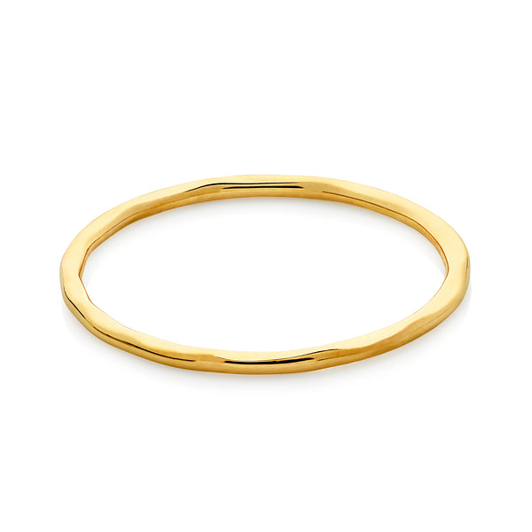 Lil Perfect Circle Stacker Ring 9CT Yellow Gold and 9CT Rose Gold