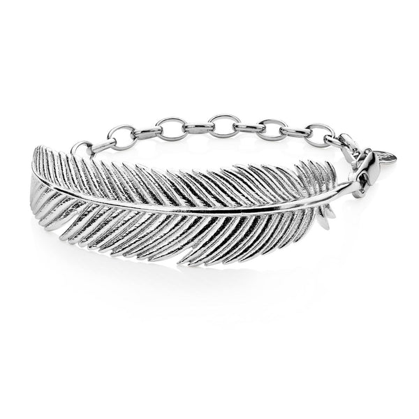 Boh Runga Miromiro Feather Bracelet