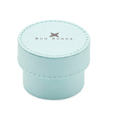 Boh Runga Jewellery Blue Small Round Box