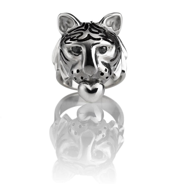 Boh Runga Limited Edition Tiger Ring