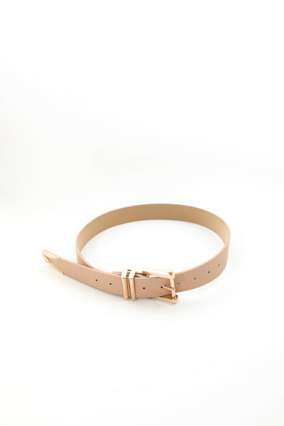 Bella Beige Belt