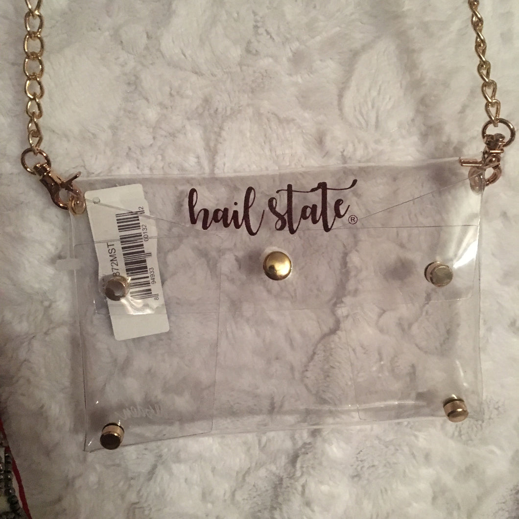 Clear Purse - MS State