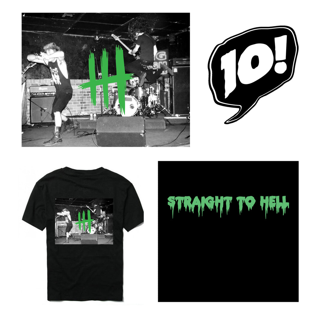 Straight to Hell Bundle Package