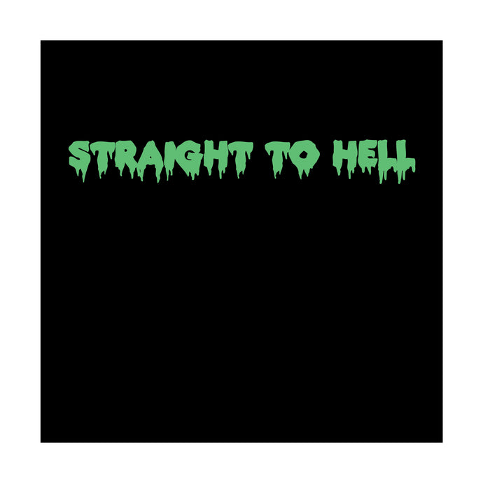 Matt Toka Straight to Hell Digital Download