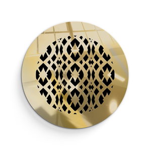 Charlotte Vent Cover - Gold Mirror Collection