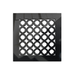 Venetian Vent Cover - Black Collection