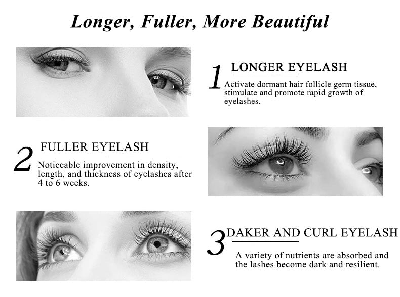 neutriherbs eyelash growth serum-lash enhancing serum-eyelash and eyebrow growth serum