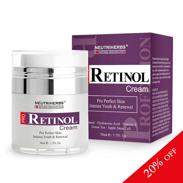 Neutriherbs® Rapid Wrinkle Repair Retinol Cream