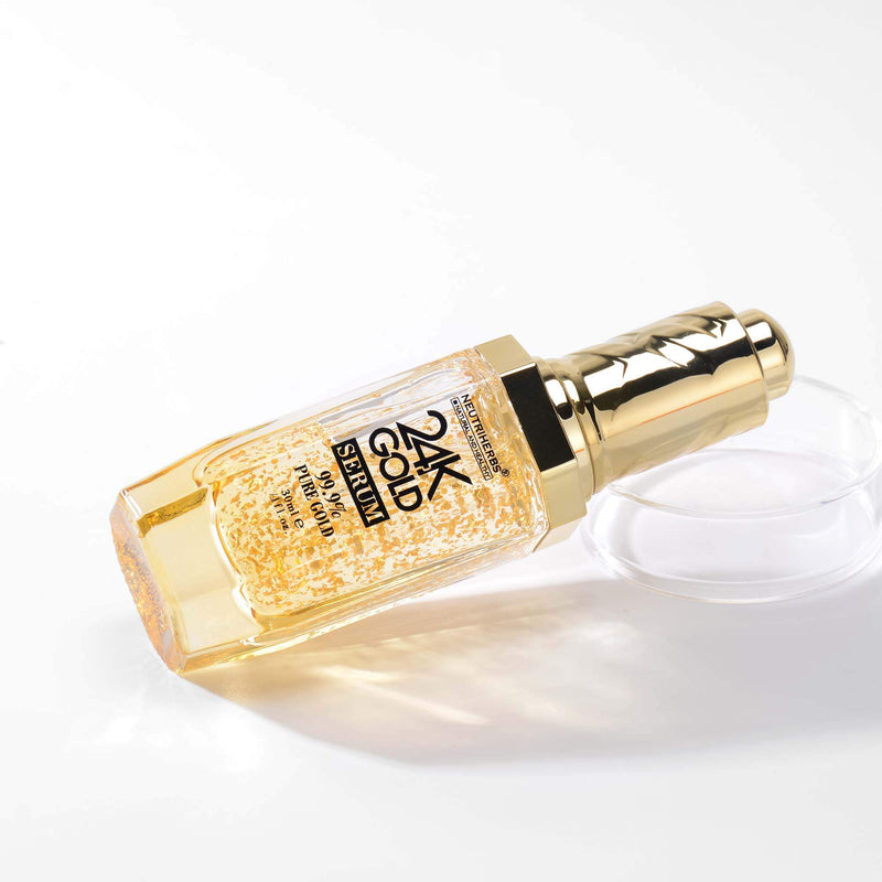 Best 24 Karat Gold Serum For Dryness & Dullness & Uneven Texture