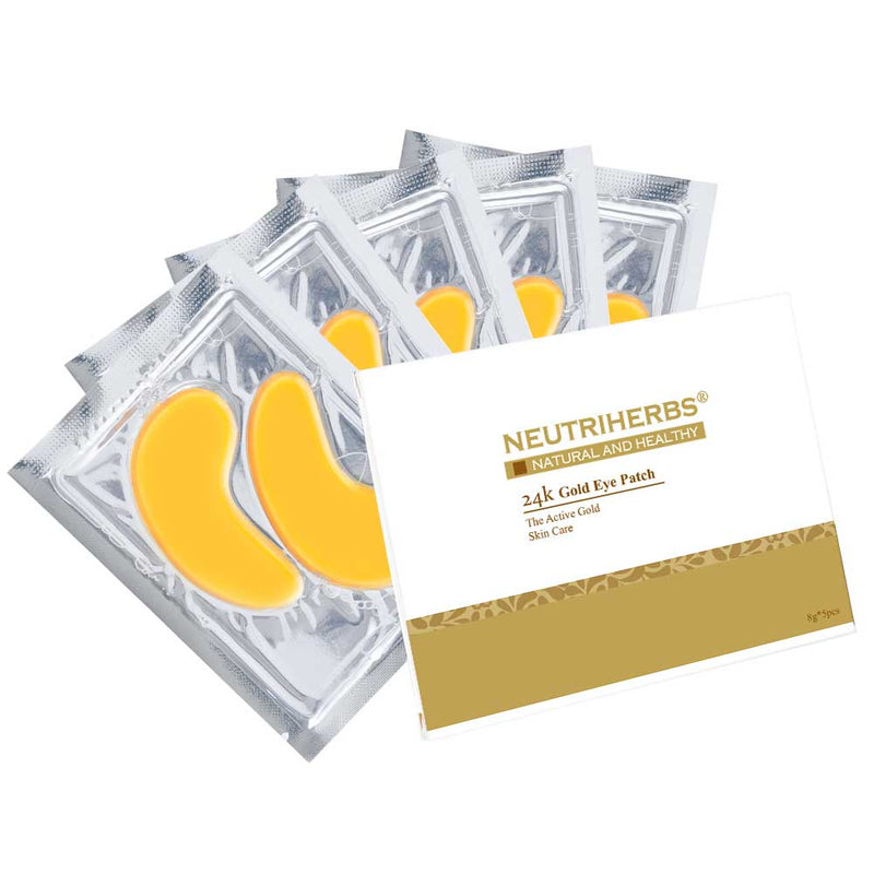 NEUTRIHERBS® Retinol Cream + 24K Gold Eye Mask For Youth Skin | Save $15