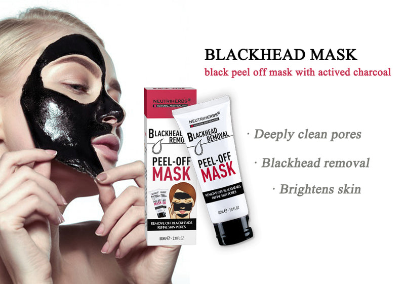 neutriherbs blackhead mask