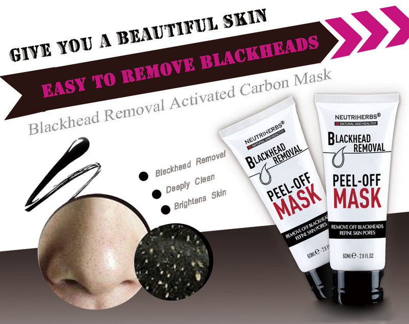 neutriherbs get rid of blackheads-how to get rid of blackheads on face-charcoal mask removal-facials for blackheads