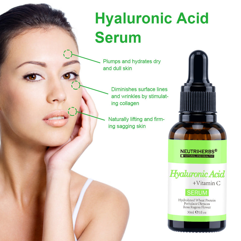 neutriherbs hyaluronic acid serum benefits revews