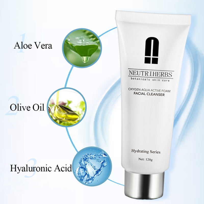 neutriherbs best cleanser for dry skin-best skin cleanser-gentle facial cleanser