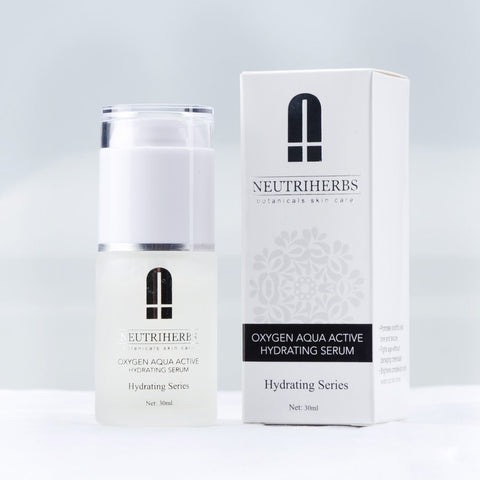 neutriherbs hydrating serum-anti aging serum