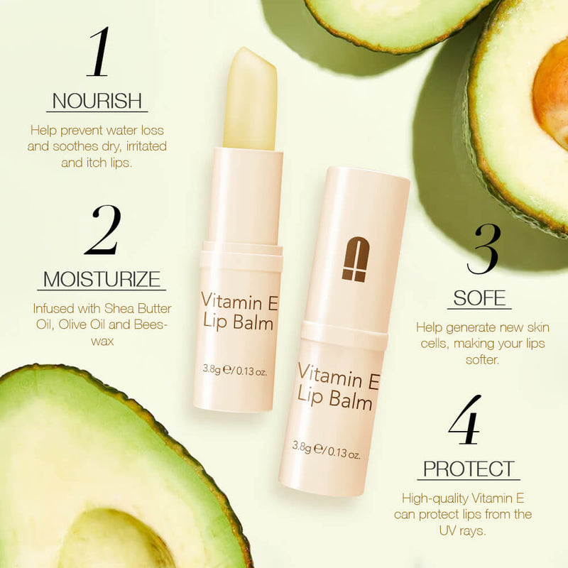 Vitamin E Lip Care