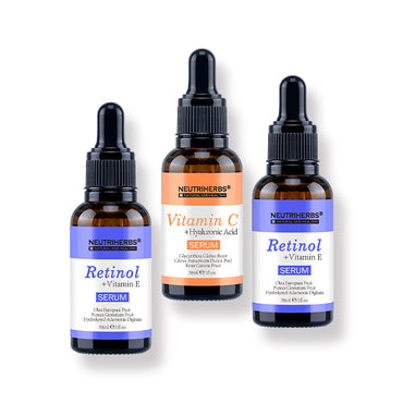 Neutriherbs Retinol +Vitamin C Serum For Acne Marks