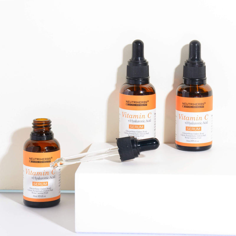 neutriherbs vitamin c serum bundle for 12 weeks