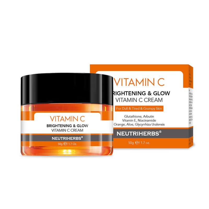 neutriherbs vitamin c face cream for brighten