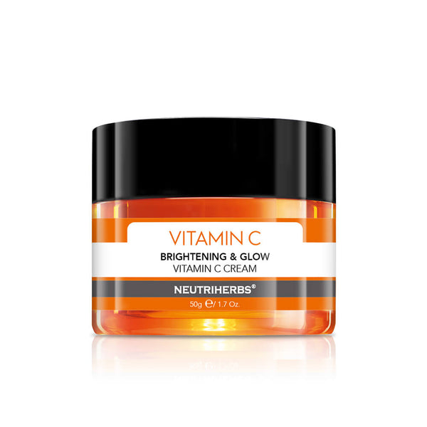 neutriherbs vitamin c face cream for anti-aging