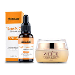 neutriherbs vitamin c serum skin lightening cream