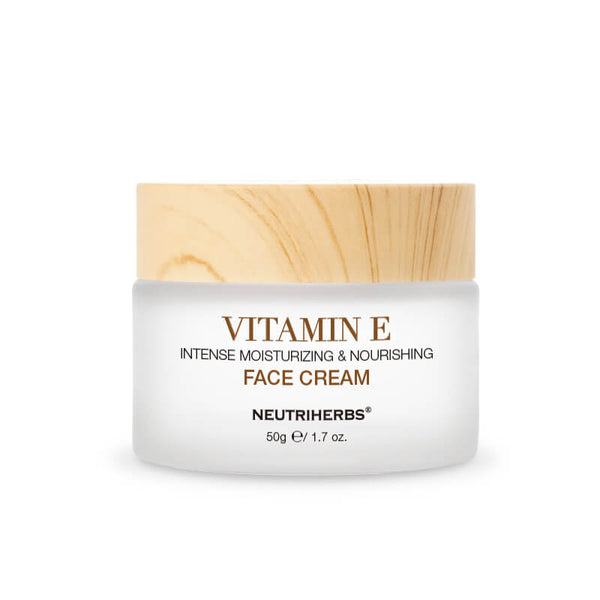 Vitamin E Moisturizing & Nourishing Face Cream
