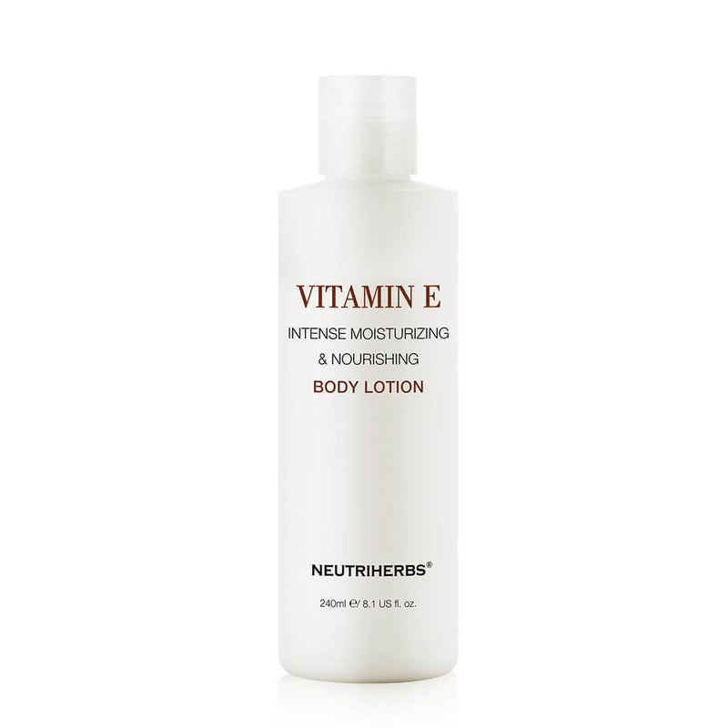 Vitamin E Moisturizing & Nourishing Body Lotion