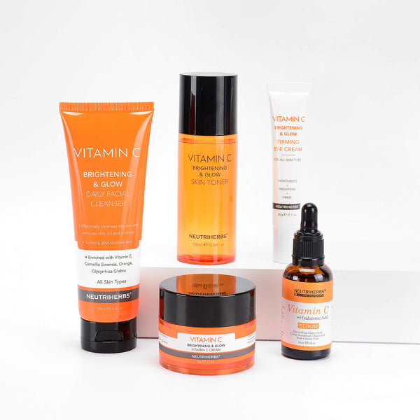 Neutriherbs Vitamin C Ultimate Kit | Gift Box