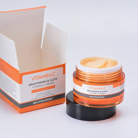 neutriherbs Vitamin C Glow Boosting Cream