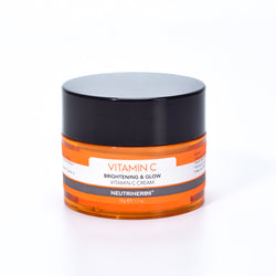 neutriherbs vitamin c cream for skin brightening for dull skin
