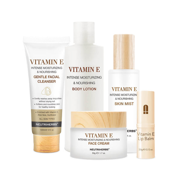 Vitamin E Moisturizing Set | Save 10% Off
