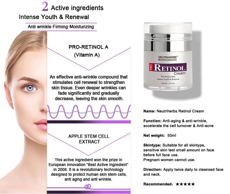 neutriherbs retinol anti aging cream-retin a cream over the counter-moisturiser with retinol--best retinol cream for wrinkles